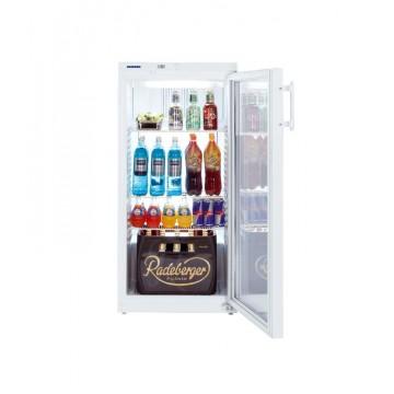 Profesionální chlazení - Liebherr FKv 2643 obsah 236 l, , prosklené dveře, LED osvětlení