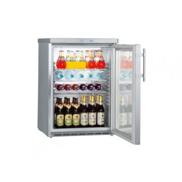 Profesionální chlazení - Liebherr FKUv 1663 obsah 130 l, digitální ukazatel teploty, LED osvětlení