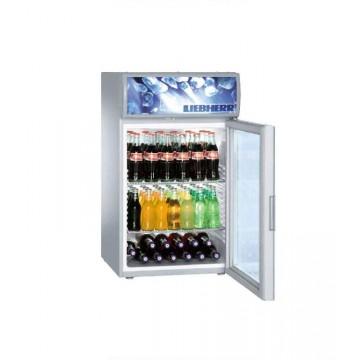 Profesionální chlazení - Liebherr BCDv 1003 obsah 85 l, LED osvětlení, stříbrná