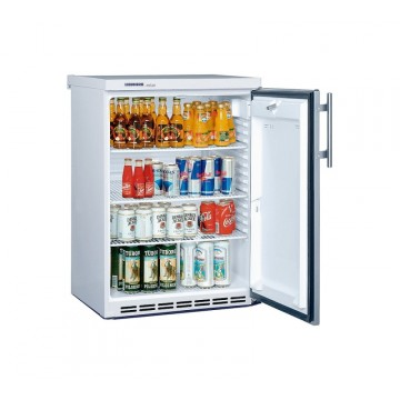 Profesionální chlazení - Liebherr FKU 1805 obsah 180 l, digitální ukazatel teploty, nerezové dveře