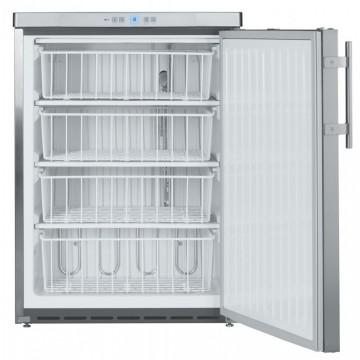 Profesionální chlazení - Liebherr GGU 1550 obsah 143 l, 3 kovové koše + 1 plast. zásuvka