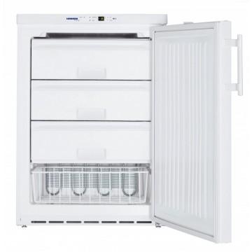 Profesionální chlazení - Liebherr GGU 1500 obsah 143 l, 3 plastové zásuvky + 1 kovový koš