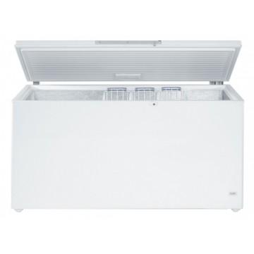 Profesionální chlazení - Liebherr GTL 6105 obsah 601 l, výklopné víko, zámek, 3 koše
