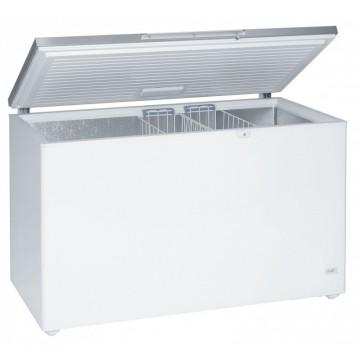 Profesionální chlazení - Liebherr GTL 4906 obsah 485 l, nerezové výklopné víko, 2 koše
