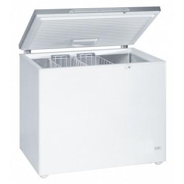 Profesionální chlazení - Liebherr GTL 3006 obsah 299 l, nerezové výklopné víko, zámek, 2 koše