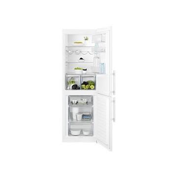 Volně stojící spotřebiče - Electrolux EN3601MOW volně stojící kombinovaná chladnička