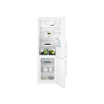 Volně stojící spotřebiče - Electrolux EN3853MOW volně stojící kombinovaná chladnička