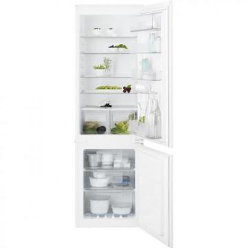 Vestavné spotřebiče - Electrolux ENN2841AOW vestavná kombinovaná chladnička