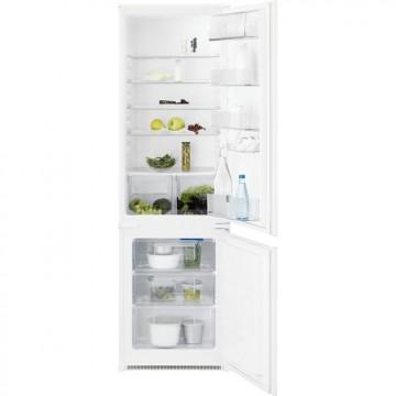 Vestavné spotřebiče - Electrolux ENN2801BOW vestavná kombinovaná chladnička