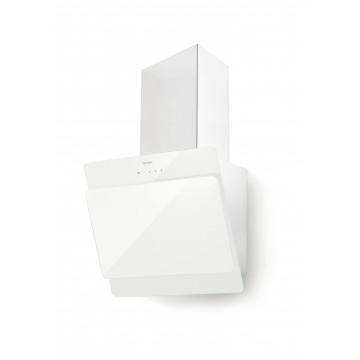 Vestavné spotřebiče - Faber COCKTAIL XS EG6 WH A55  - komínový odsavač, bílá / bílé sklo, šířka 55cm