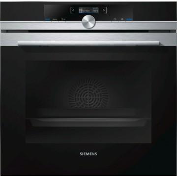 Vestavné spotřebiče - Siemens HB655GTS1 vestavná pečící trouba, nerez