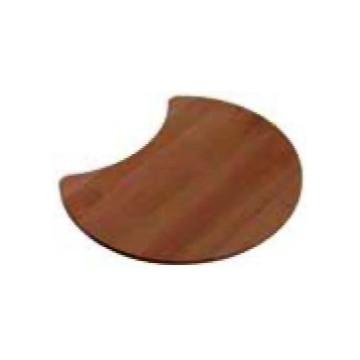 Příslušenství ke spotřebičům - Sinks Sinks přípravná deska kruh 390mm dřevo