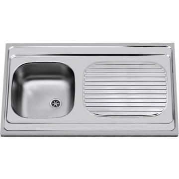 Kuchyňské dřezy - Sinks CLP-A 1000 M 0,5mm matný
