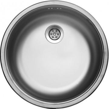 Kuchyňské dřezy - Sinks Sinks RONDO 435 M 0,6mm matný
