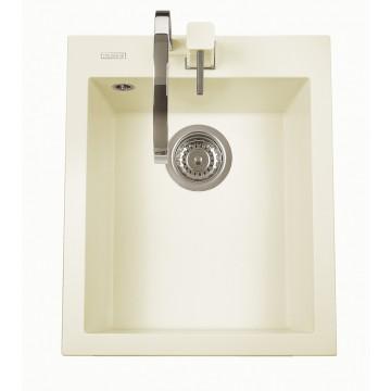 Kuchyňské dřezy - Sinks CUBE 410 Sahara
