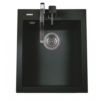 Kuchyňské dřezy - Sinks CUBE 410 Granblack