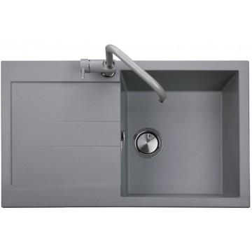 Kuchyňské dřezy - Sinks AMANDA 780 Titanium
