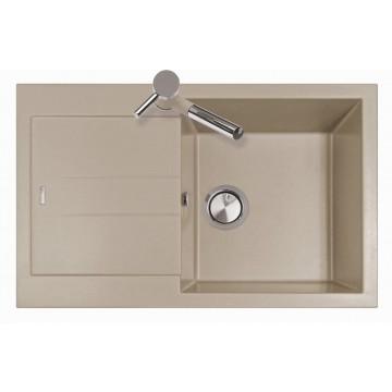 Kuchyňské dřezy - Sinks AMANDA 780 Truffle