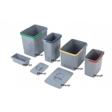 Odpadkové koše - Sinks samostatný koš 15 l