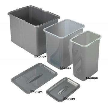 Odpadkové koše - Sinks samostatný koš 16 l