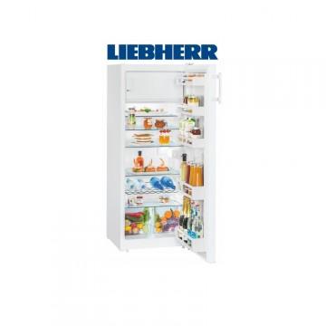 Volně stojící spotřebiče - Liebherr K 2814 chladnička s mrazákem, bílá