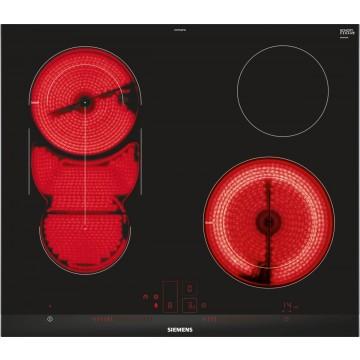 Vestavné spotřebiče - Siemens ET675LMP1D sklokeramická deska, černá, 60 cm