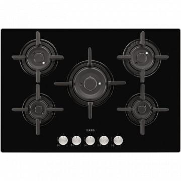 Vestavné spotřebiče - AEG HG795840NB varná deska plynová