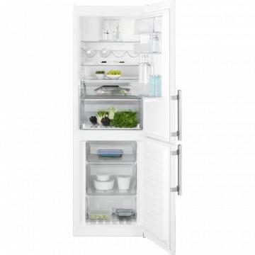 Volně stojící spotřebiče - Electrolux EN3454NOW volně stojící kombinovaná chladnička