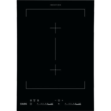 Vestavné spotřebiče - AEG Mastery HC452401EB Domino indukční varná deska, černá, šířka 36 cm