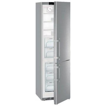 Volně stojící spotřebiče - Liebherr CBNef 4815 kombinovaná chladnička, BioFresh, NoFrost, nerez