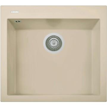 Kuchyňské dřezy - Sinks CUBE 560 Sahara