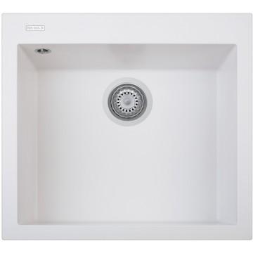 Kuchyňské dřezy - Sinks CUBE 560 Milk