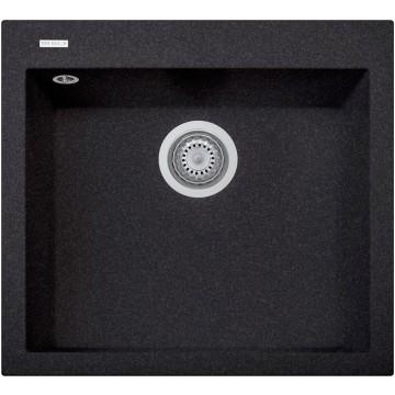 Kuchyňské dřezy - Sinks CUBE 560 Granblack