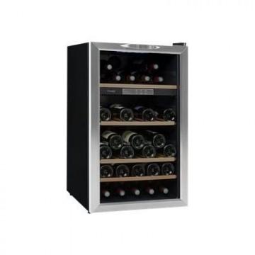 Volně stojící spotřebiče - Climadiff CLS52 chladící skříň na víno, kapacita lahví 52
