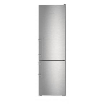 Volně stojící spotřebiče - Liebherr CNef 4015 kombinovaná chladnička, NoFrost, nerez