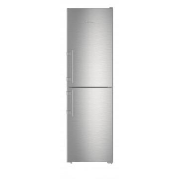 Volně stojící spotřebiče - Liebherr CNef 3915 kombinovaná chladnička, NoFrost, nerez