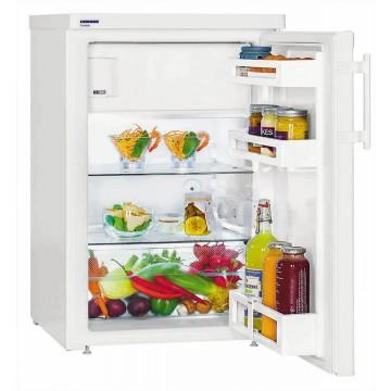 Volně stojící spotřebiče - Liebherr T 1414 kombinovaná chladnička, bílá