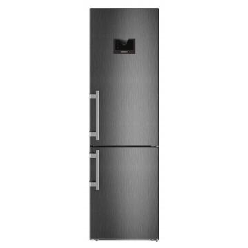 Volně stojící spotřebiče - Liebherr CBNPbs 4858 kombinovaná chladnička, NoFrost, BioFresh, BlackSteel