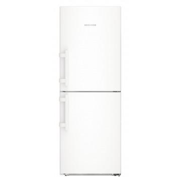 Volně stojící spotřebiče - Liebherr CN 3715 kombinovaná chladnička, NoFrost, bílá