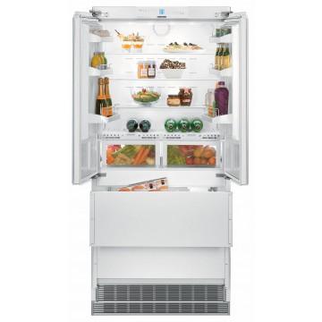 Vestavné spotřebiče - Liebherr ECBN 6256 PremiumPlus, kombinovaná vestavěná chladnička
