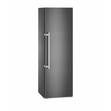 Volně stojící spotřebiče - Liebherr KBbs 4350 chladnička, BluPerformance, BlackSteel