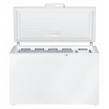 Volně stojící spotřebiče - Liebherr GTP 3656 mraznička, Premium, bílá