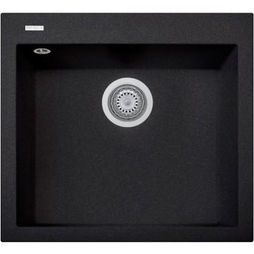 Zvýhodněné sestavy spotřebičů - Set Sinks CUBE 560 Metalblack+CAPRI 4 GR