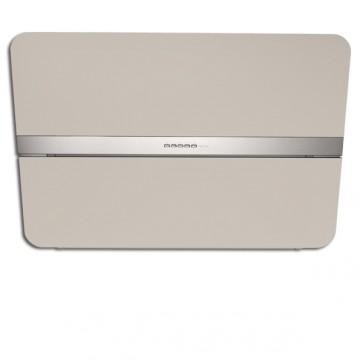 Vestavné spotřebiče - Falmec FLIPPER DESIGN Wall - nástěnný odsavač, 85 cm, 800 m3, šedé matné sklo