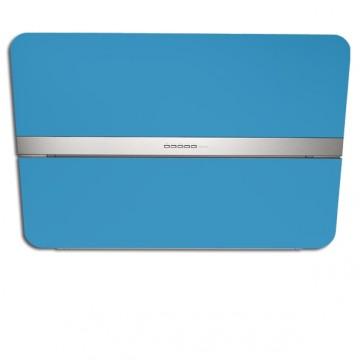 Vestavné spotřebiče - Falmec FLIPPER nástěnný šířka 85 cm modré sklo 800 m3