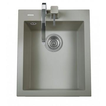 Zvýhodněné sestavy spotřebičů - Set Sinks CUBE 410 Titanium+CAPRI 4 GR