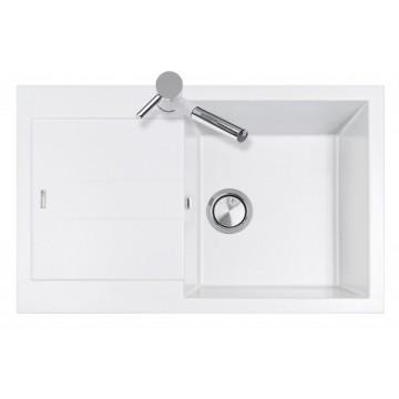 Zvýhodněné sestavy spotřebičů - Set Sinks AMANDA 780 Milk+CAPRI 4S GR