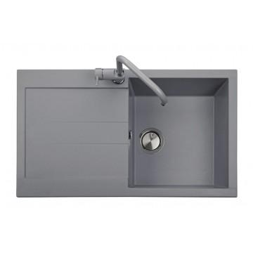 Zvýhodněné sestavy spotřebičů - Set Sinks AMANDA 860 Titanium+MIX 3P GR