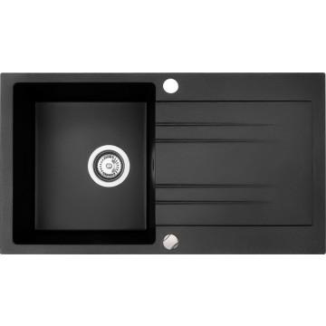 Kuchyňské dřezy - Sinks RAPID 780 Granblack