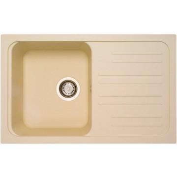 Zvýhodněné sestavy spotřebičů - Set Sinks CLASSIC 740 Sahara+CAPRI 4 GR